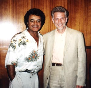 Johnny Mathis Wedding.Johnny Mathis Photos